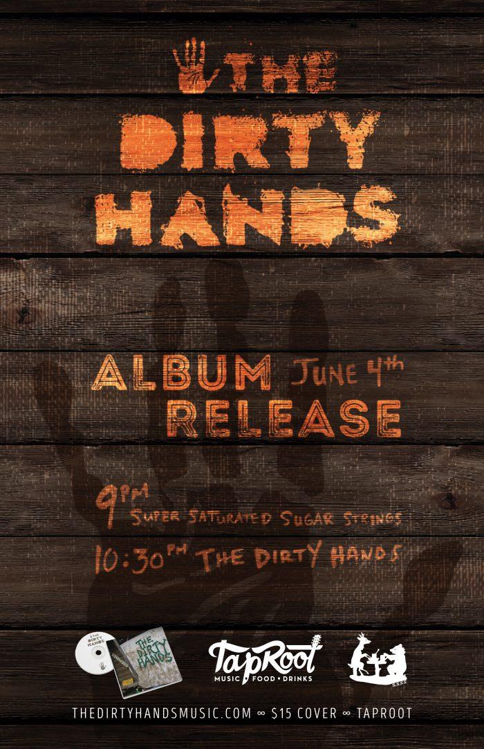 TDH_Album poster