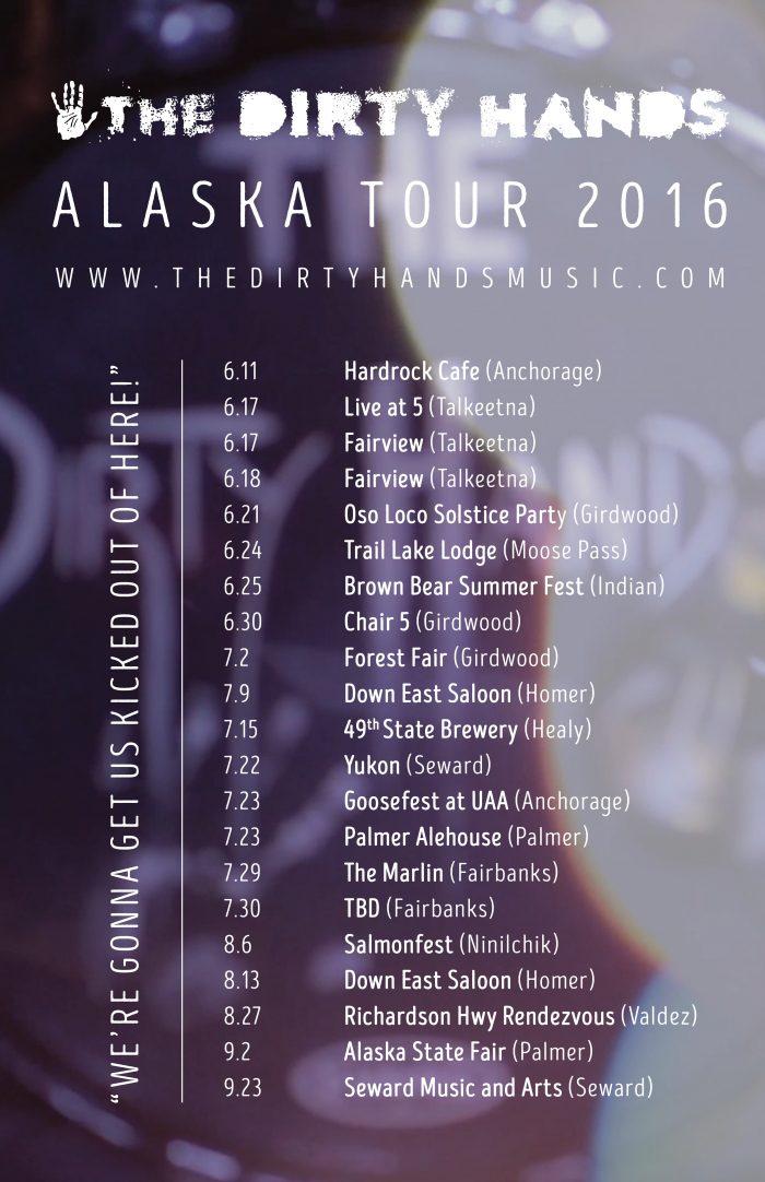 TDH Alaska Tour